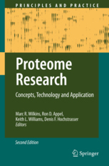proteome research book